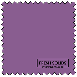 "Fresh Solids - WILDBERRY - 44"" x 13.72 M"