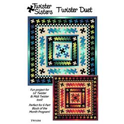Twister Duets Pattern