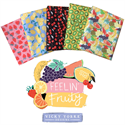Additional Images for Feelin Fruity Fat Quarter Bundle #2