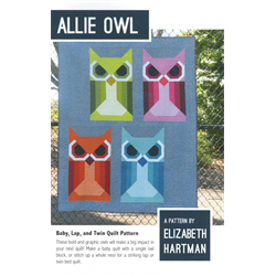 Allie Owl Pattern