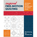 Inspired Free-Motion Quilting - OCTOBER 2018