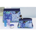 Additional Images for Zippity-Do-Done Cosmetic Bag - NAVY ZIPPER