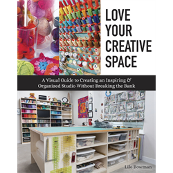 Love Your Creative Space - JUNE 2020