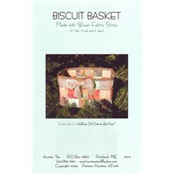 Bali Weave Biscuit Basket Pattern