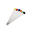 Additional Images for Quilting Glass Head Pins - Size 30