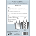 Additional Images for Center Twist Tote  Pattern