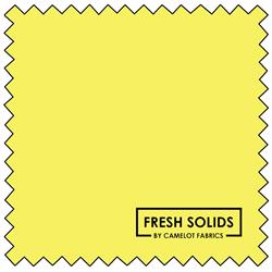 "Fresh Solids - SUNSHINE - 44"" x 13.7 M"
