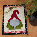 Additional Images for Snowflake Gnome Precut Fused Appliqué Kit