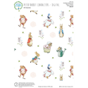 """Additional Images for Peter Rabbit - Characters - 44"""" x 10 M"""