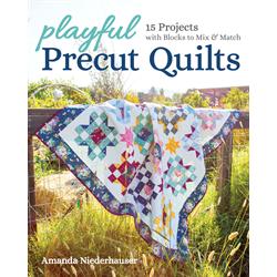 Playful Precut Quilts+