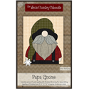 Additional Images for Papa Gnome Precut Fused Appliqué Kit