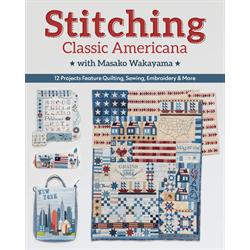 Stitching Classic Americana with Masako+