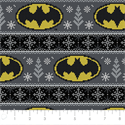 "Additional Images for Batman Fair Isle - GREY - 44"" x 13.7 M"