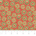"""Additional Images for Pineapples - CORAL - 44"""" x 13.7 M"""