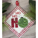 Additional Images for That's Sew Chenille: Christmas Hot Pad - Machine Embroidery