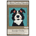 Additional Images for Border Collie Precut Fused Appliqué Kit
