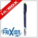 Additional Images for Frixion Fineliner Felt Marker - LIGHT GREEN x 12 UNITS