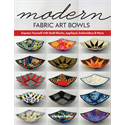 Additional Images for Modern Fabric Art Bowls