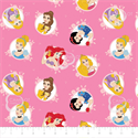 """Additional Images for Princess Circles - PINK - 44"""" x 13.7 M"""