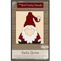 Additional Images for Santa Gnome Precut Fused Appliqué Kit