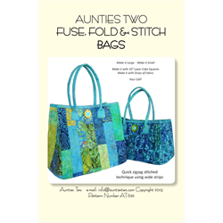 Fuse, Fold & Stitch Bags