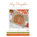 Additional Images for Hey Pumpkin Cross Stitch Pattern