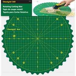 Omnigrid 360 Rotary Cutting Mat