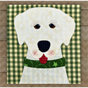 Additional Images for Labrador Retriever (Yellow) Precut Fused Appliqué Kit