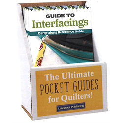 Guide to Interfacings Display with 6 Books