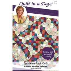 Split Nine Patch Pattern & Template