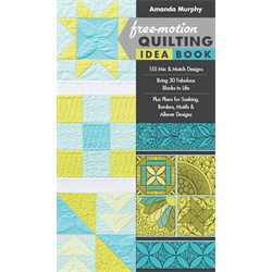 Free-Motion Quilting Idea Book+