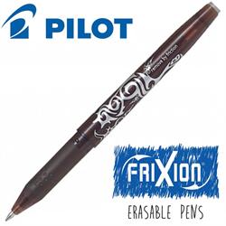 Frixion Pen Fine Point (.7 mm) Heat Erase - BROWN