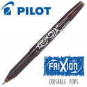 Additional Images for Frixion Pen Fine Point (.7 mm) Heat Erase - BROWN