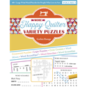 More Happy Quilter Variety Puzzles - Volume 3+