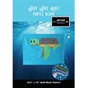 Deep Dive Quilt - #3 TURTLE BLOCK