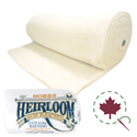 """Additional Images for Heirloom Premium 80/20  Batting - BLEACHED - 108"""" x 30 YDS"""