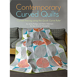 Contemporary Curved Quilts*