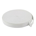 "Additional Images for Elastic - WHITE - 1"" x 50 YDS"
