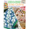 Additional Images for Fun & Easy Scrap Quilting