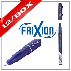 Frixion Fineliner Felt Marker - BLACK x 12 UNITS