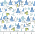 "Additional Images for Child Snow Day - White - 44"" x 13.7 M"