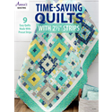"""Additional Images for Time-Saving Quilts With 2½"""" Strips"""