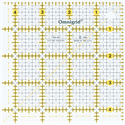 "Additional Images for Omnigrid Ruler - 4.5"" Square x 3 UNITS"