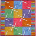 Additional Images for HotSticks Pattern
