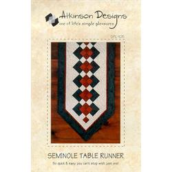 Seminole Table Runner Pattern