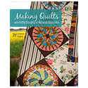 Making Quilts with Kathy Doughty of Material Obsession*