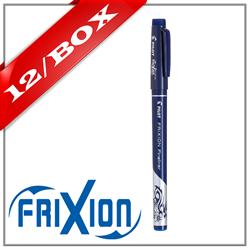 Frixion Fineliner Felt Marker - BLUE x 12 UNITS