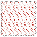 """Additional Images for Star Cluster - WHITE - 44"""" x 13.7 M"""
