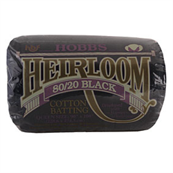 Heirloom Premium 80/20 Batting - DARK - QUEEN