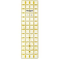"""Omnigrid Ruler - 4"""" x  14"""""""